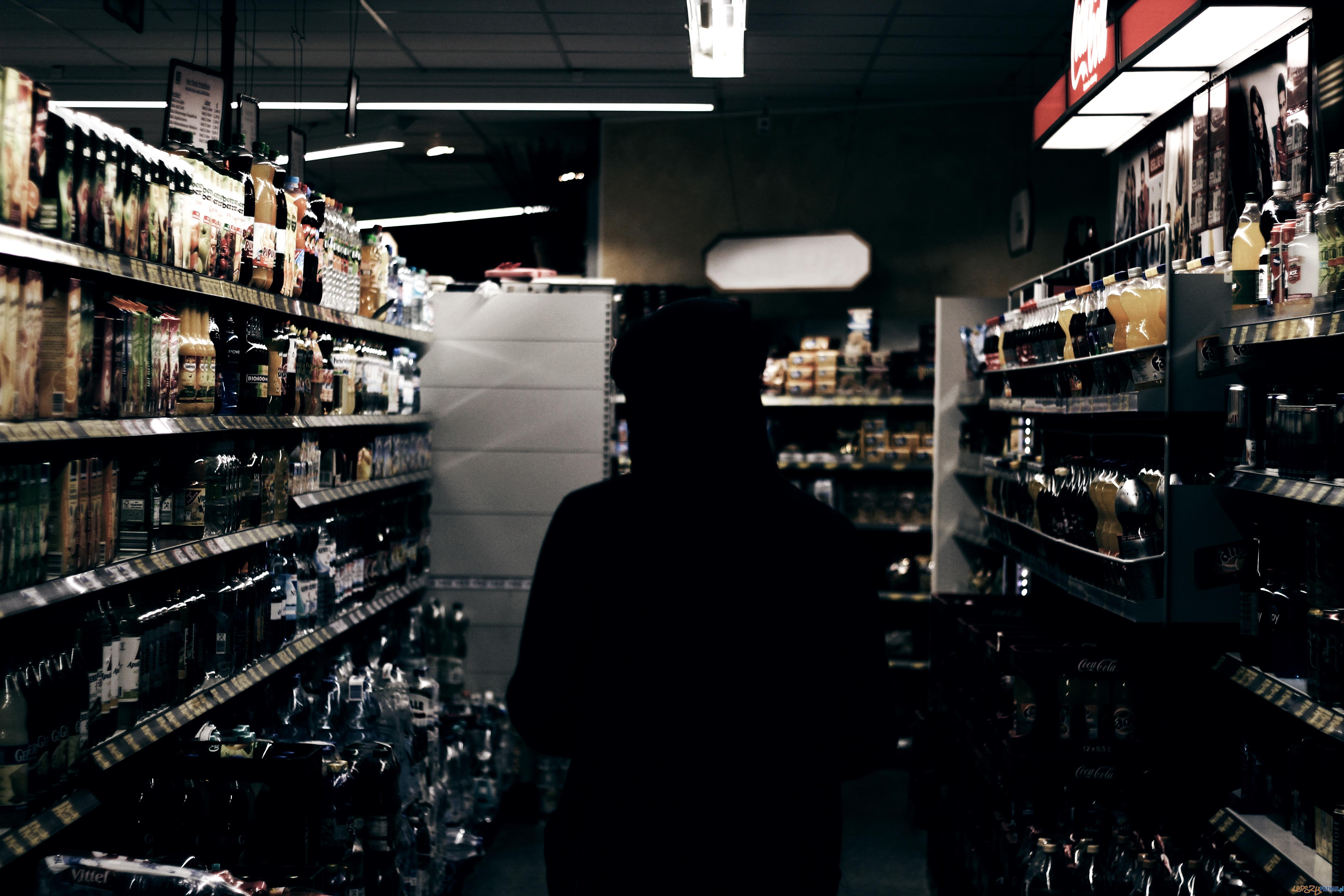 sklep alkohole  Foto: Tom Sodoge