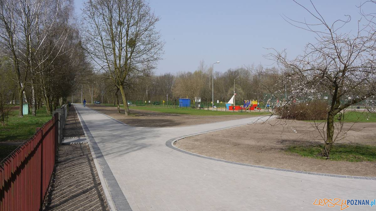 Chodniki już wyremontowane  Foto: UMiG Swarzędz / M.Woliński