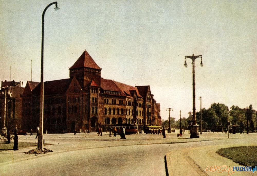 Filharmonia Poznanska 1955-58  Foto: G. Wyszomirska/ Fotopolska