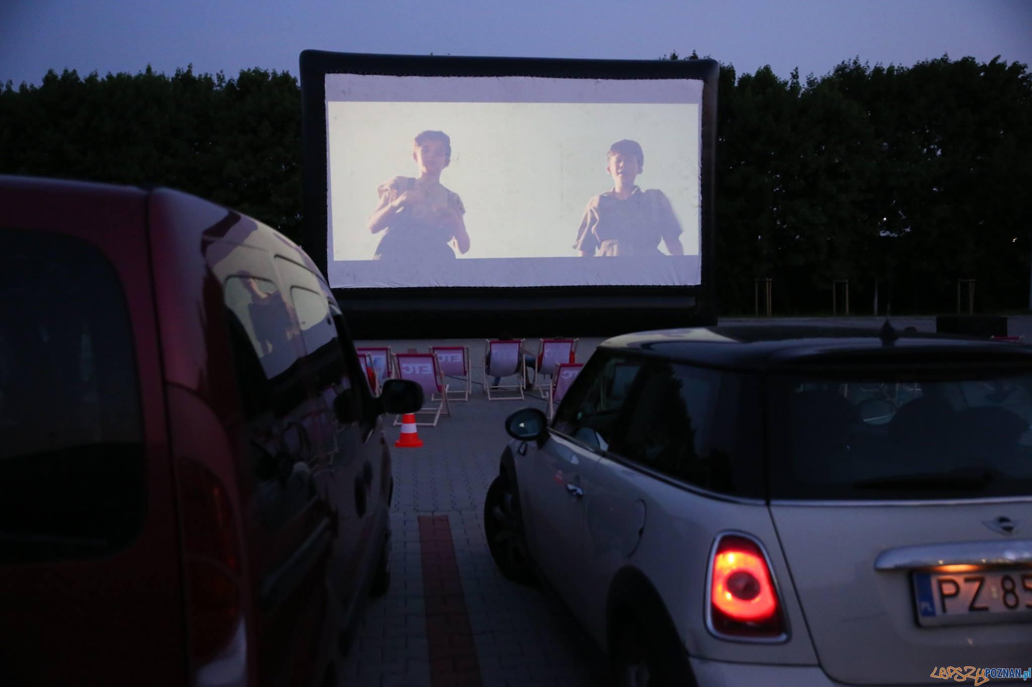 Kino samochodowe - Swarzędz  Foto: faceboook etc