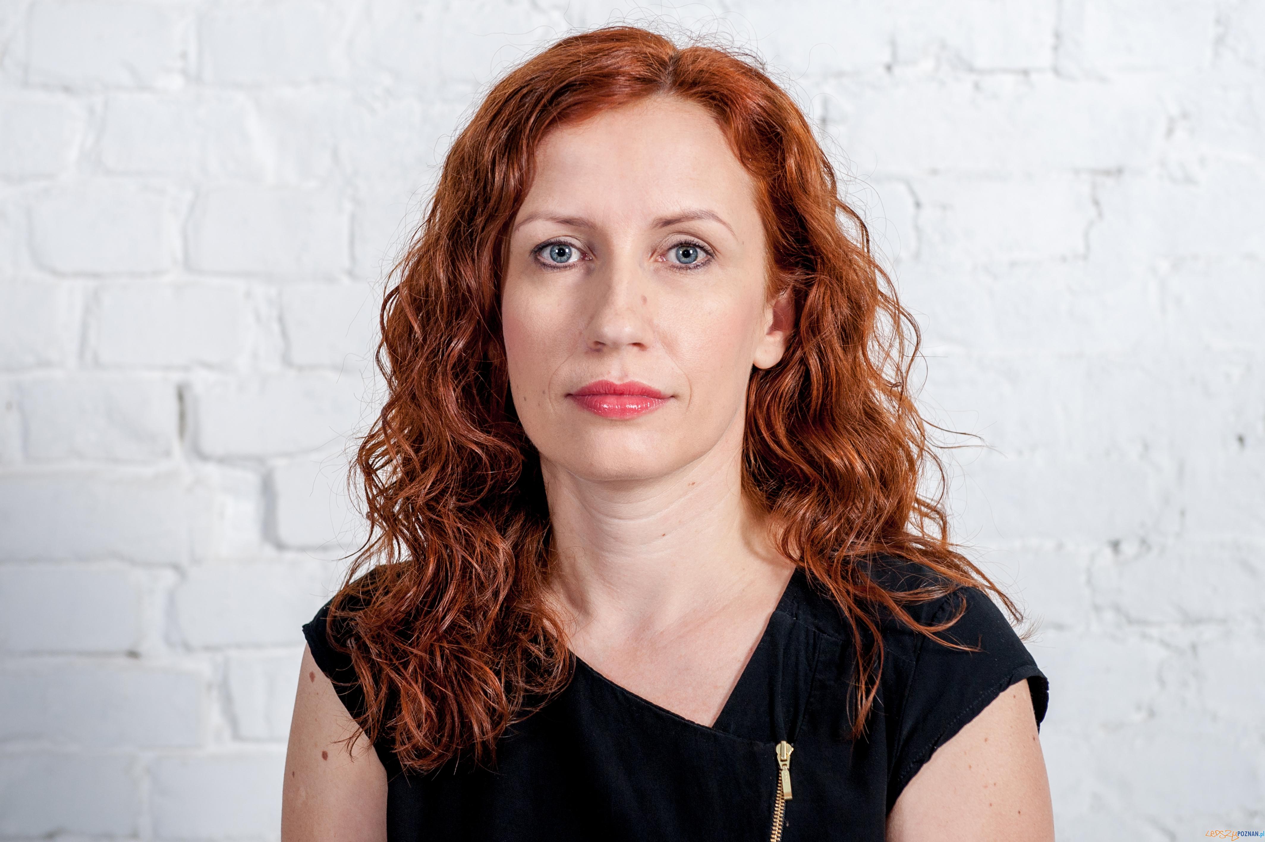 Sylwia Hull-Wosiek  Foto: Patryk Lewiński