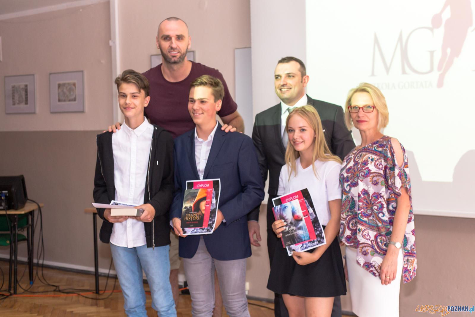 Zakończenie roku w szkole MG13  Foto: lepszyPOZNAN.pl/Piotr Rychter
