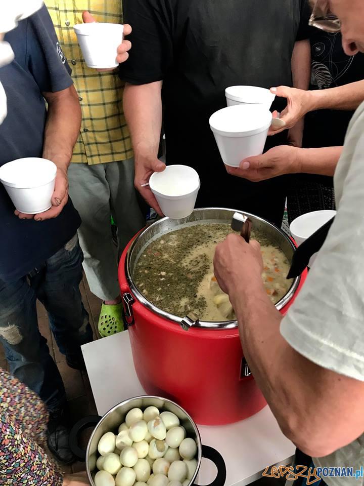Zupa na Głównym  Foto: materiały prasowe