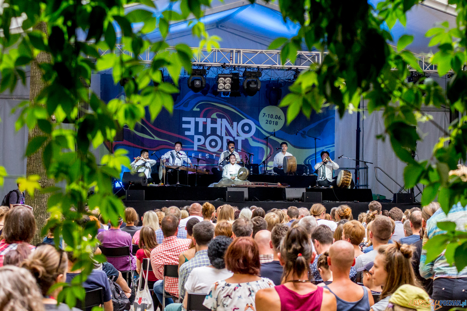 Ethno Port Festival 2018  Foto: lepszyPOZNAN.pl / Ewelina Jaśkowiak