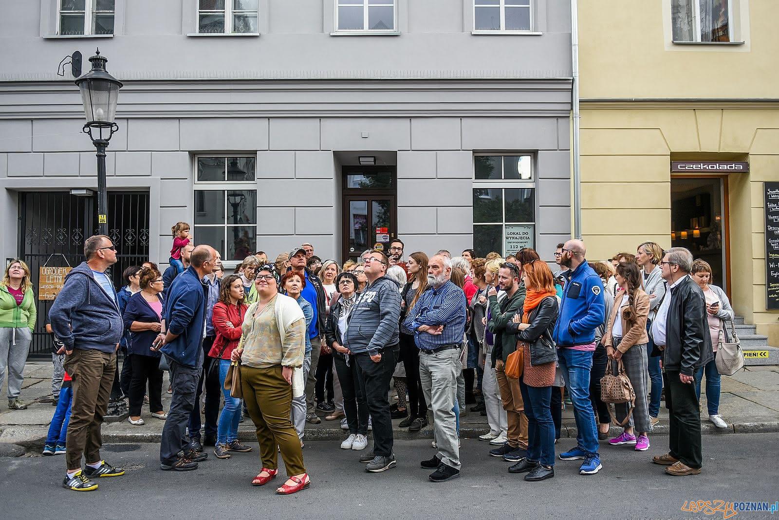 Szlakiem dziedzictwa żydowskiego  Foto: Łukasz Gdak / Trakt