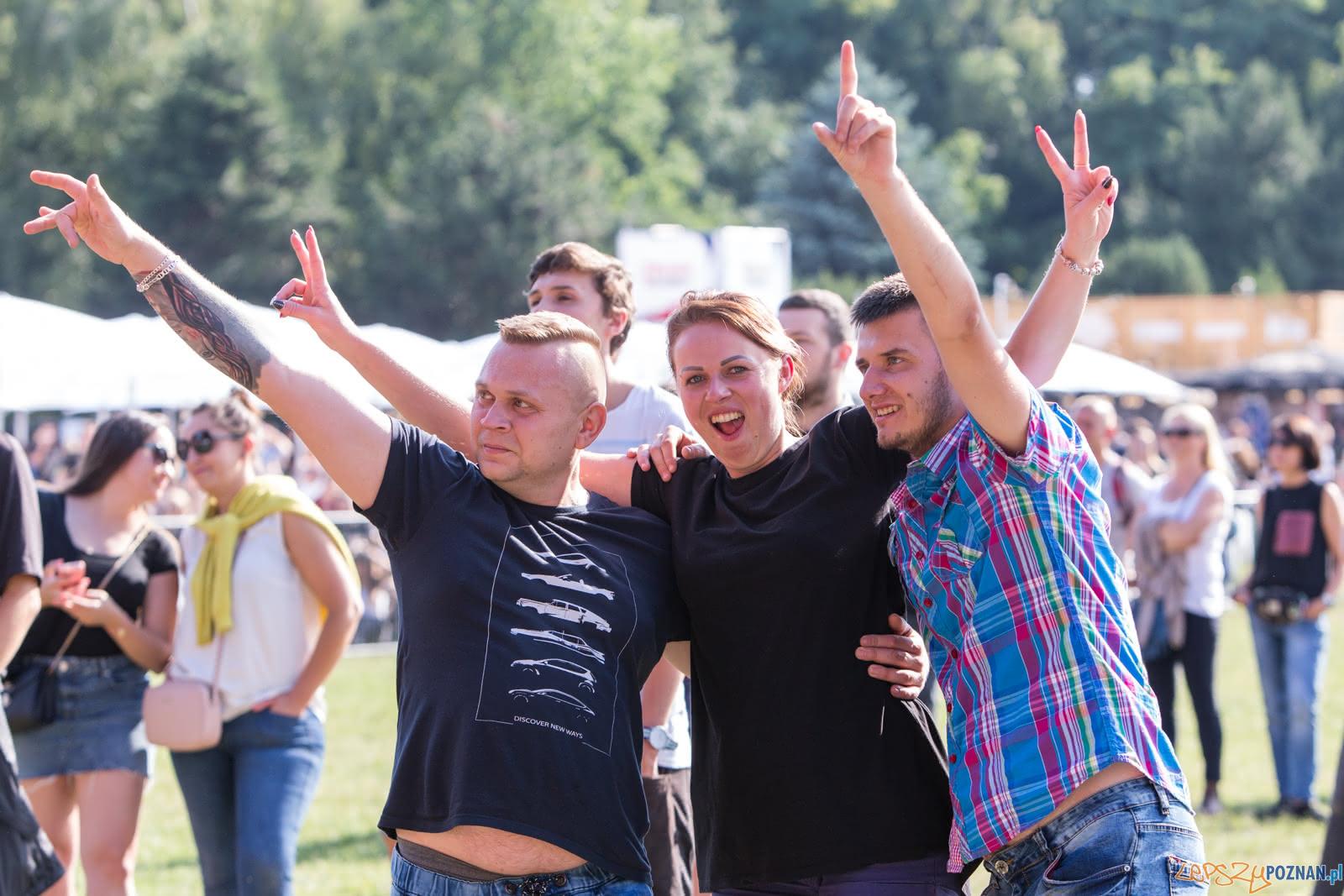 Męskie Granie 2018 na poznańskiej Cytadeli - Poznań 14.07.201  Foto: LepszyPOZNAN.pl / Paweł Rychter
