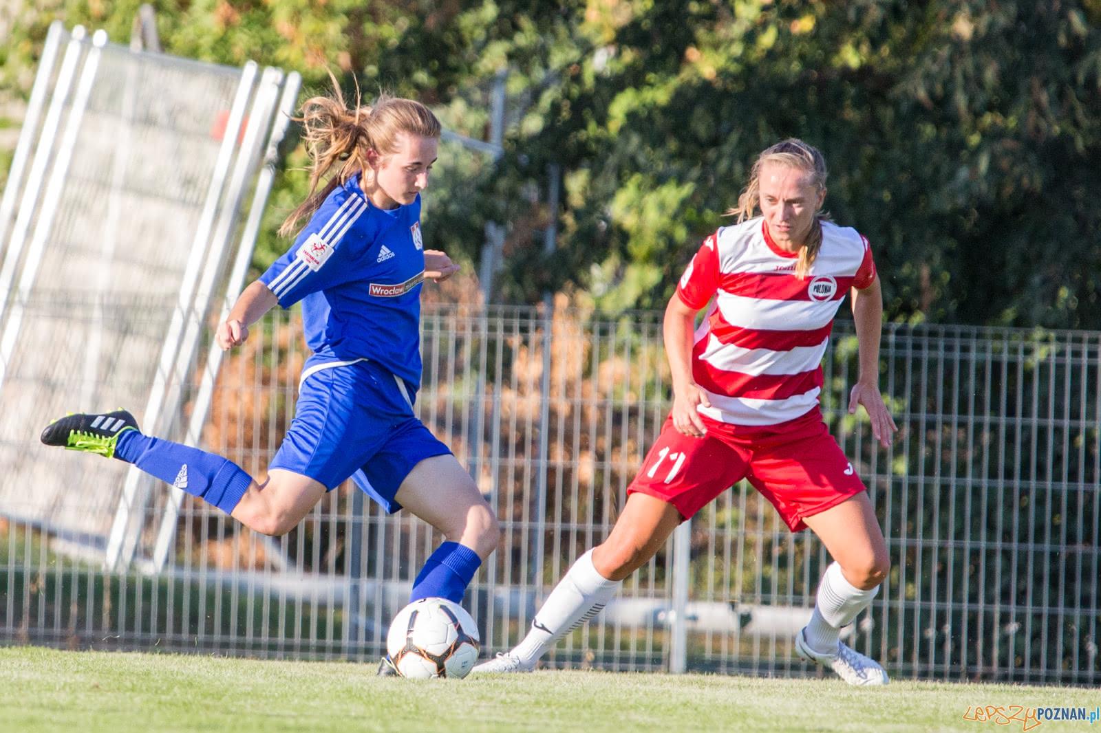Ekstraliga: Polonia Poznań - AZS Wrocław 0:2 - Poznań 08.09.2  Foto: LepszyPOZNAN.pl / Paweł Rychter