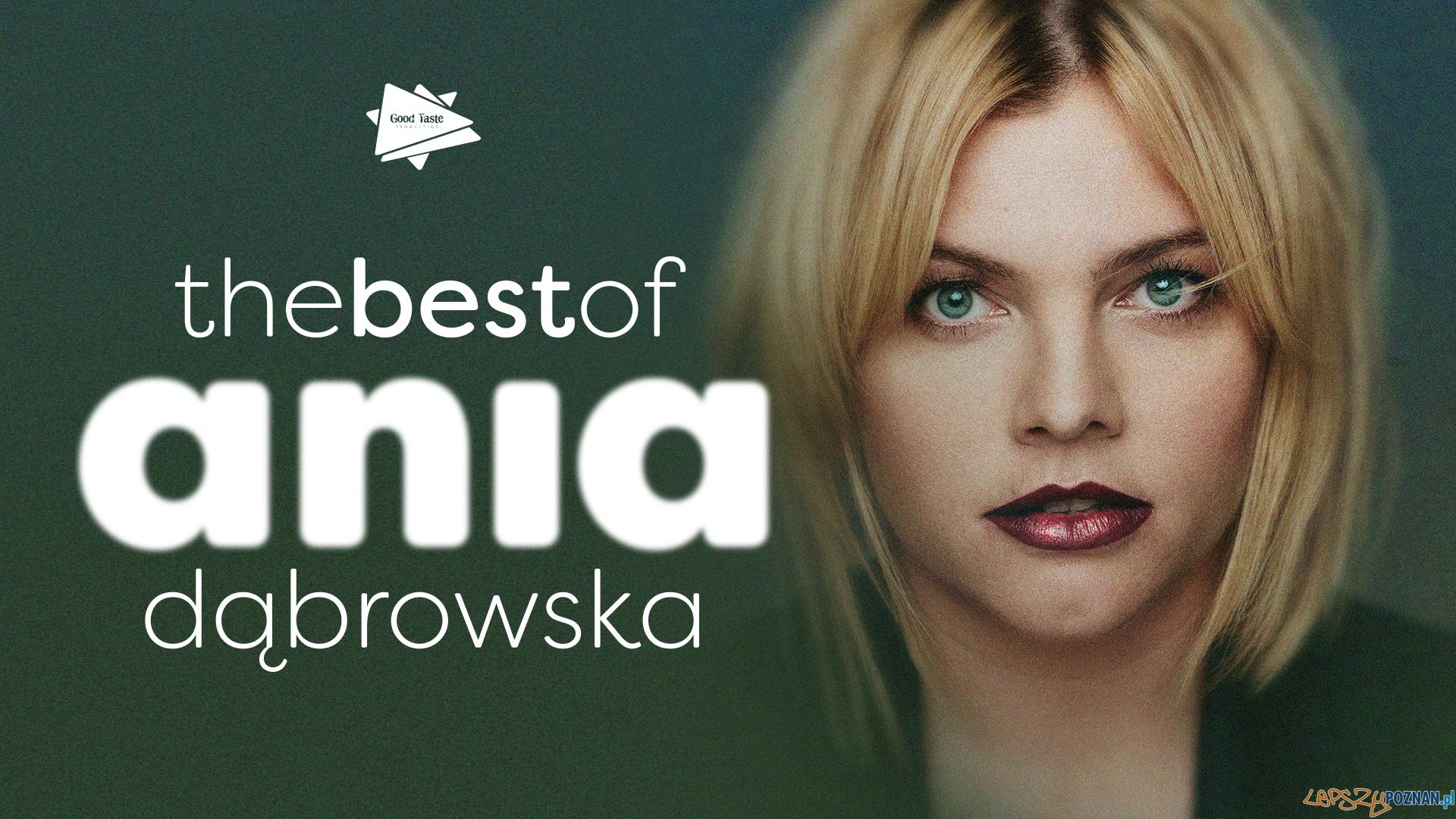 the best of ania dąbrowska  Foto: materiały prasowe