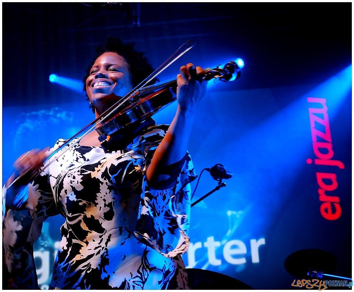 Regina Carter - era jazzu  Foto: era jazzu / materiały prasowe