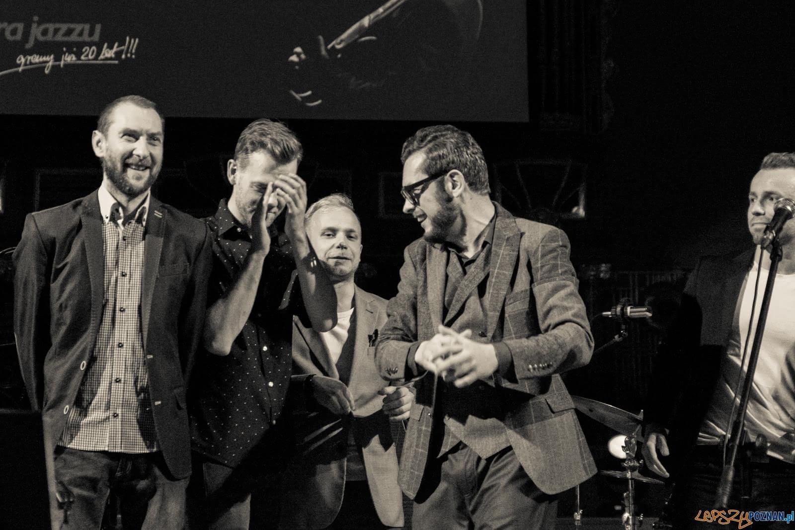 Era jazzu 2018 - Gala zamknięcia  Foto: lepszyPOZNAN.pl / Ewelina Jaskowiak