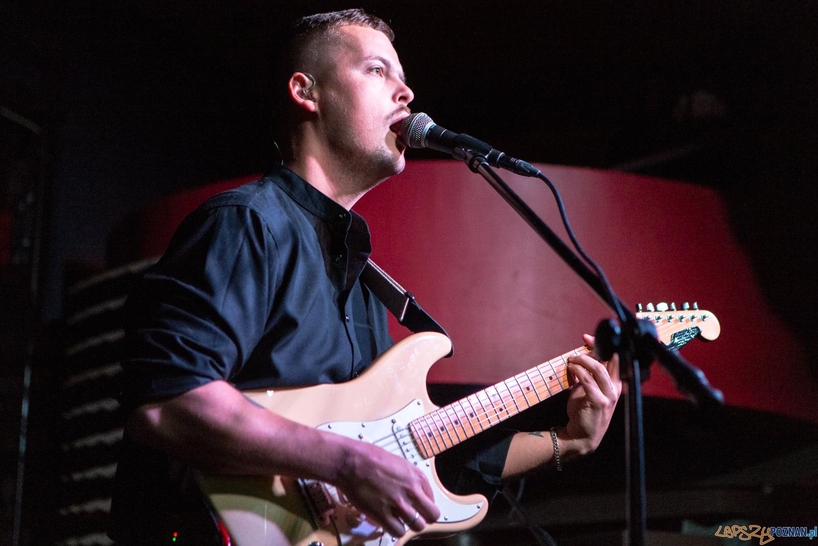 Król zagrał w klubie Blue Note - Poznań 3.12.2018 r.  Foto: LepszyPOZNAN.pl / Paweł Rychter