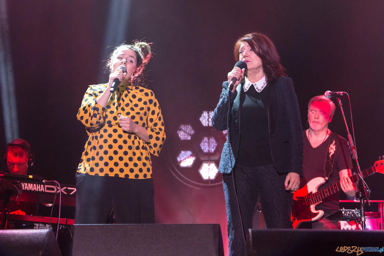 Cohen i kobiety w Sali Ziemi - Poznań 15.12.2018 r.  Foto: LepszyPOZNAN.pl / Paweł Rychter