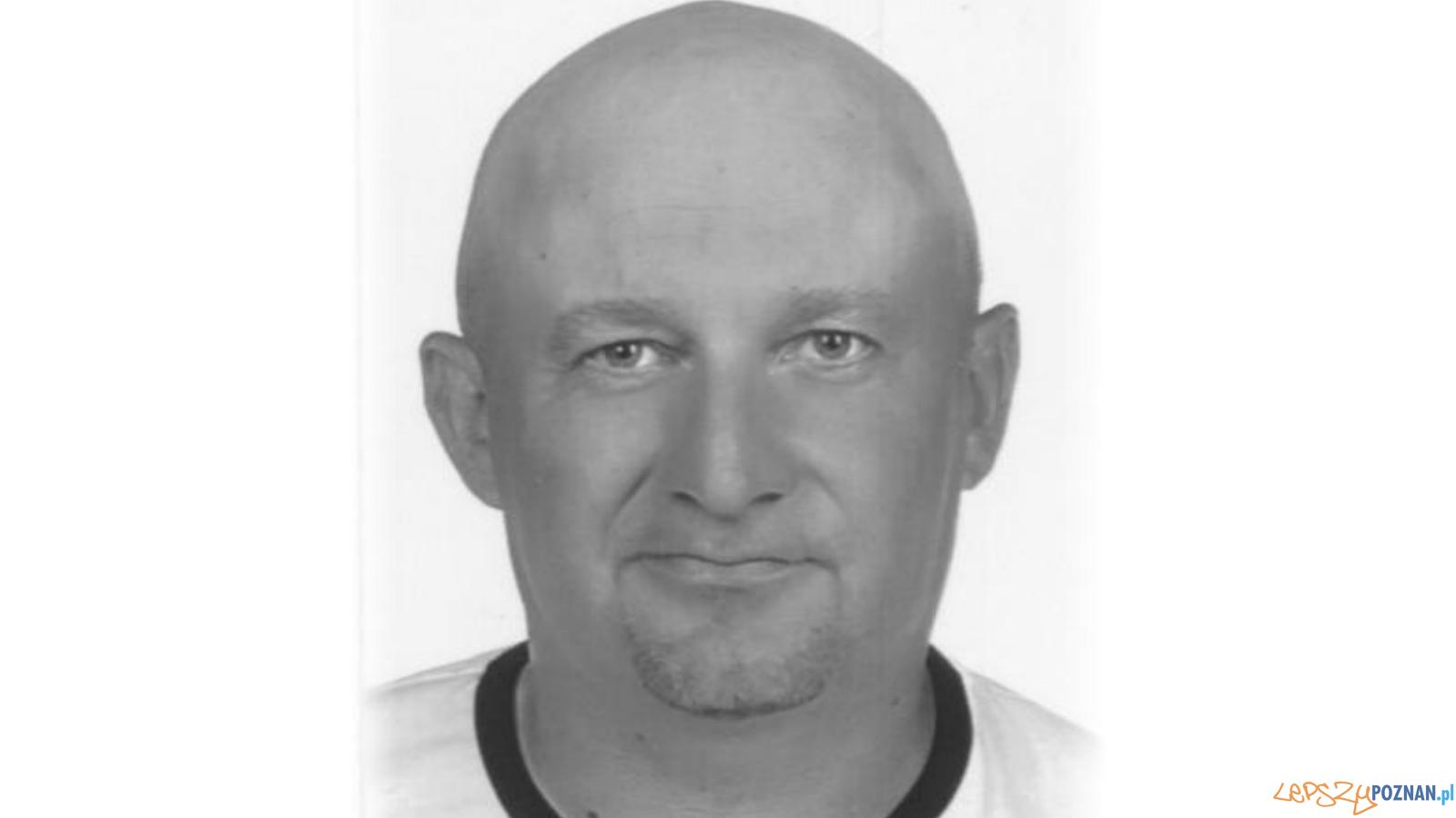 zaginiony Krzysztof  Foto: