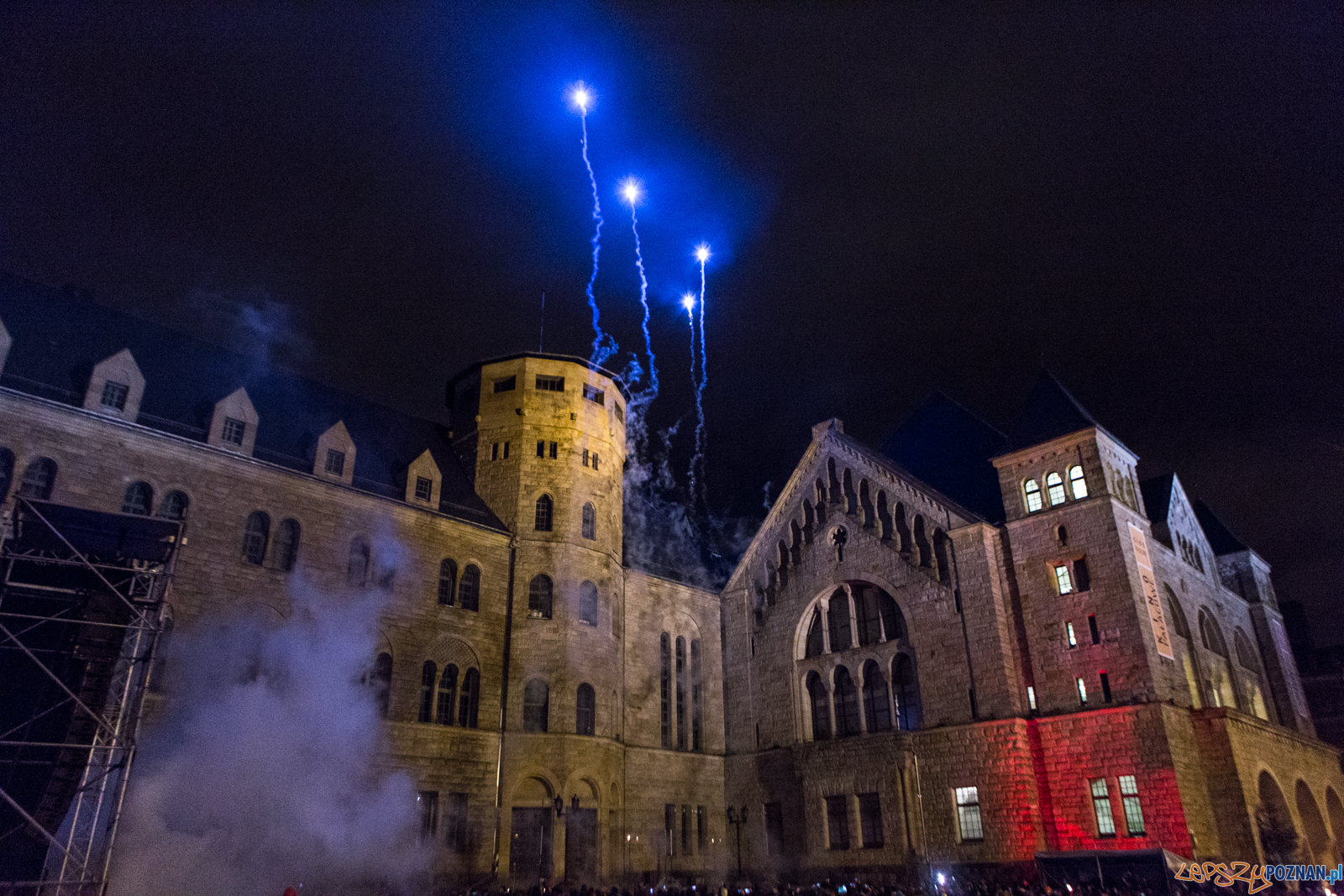 27. Finał WOŚP w Poznaniu - Poznań 13.01.2019 r.  Foto: LepszyPOZNAN.pl / Paweł Rychter
