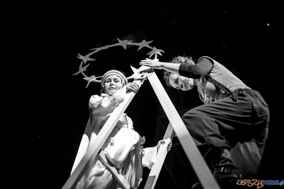 Improwizacje w Teatrze Nowym  Foto: archiwum Agaty Dudy Gracz / Teatr Nowy
