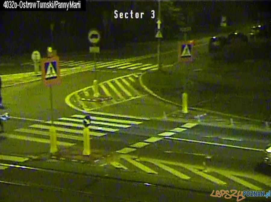 Policja prosi o pomoc świadków wypadku na Wyszyńskiego  Foto: Policja prosi o pomoc świadków wypadku na Wyszyńskiego