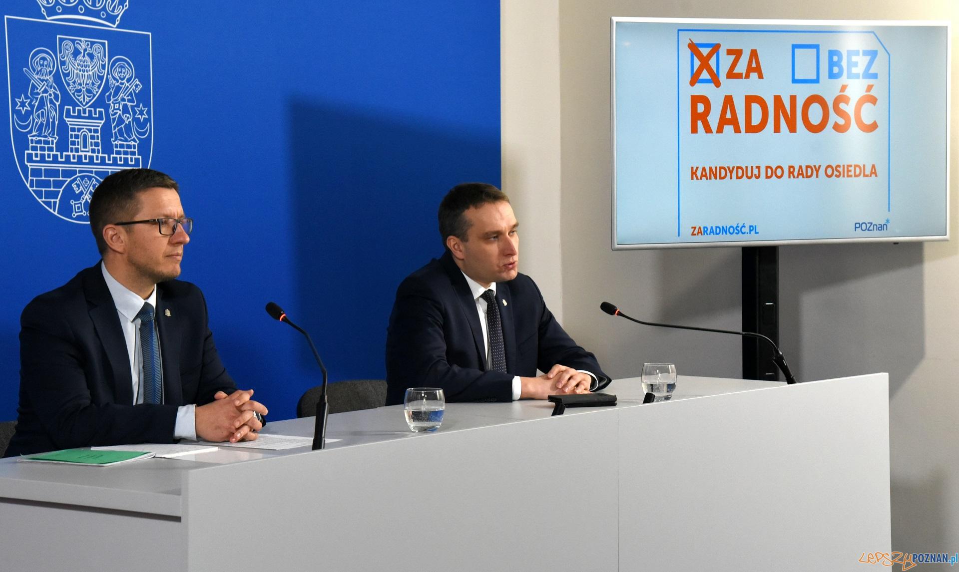 Wybory do rad osiedli  Foto: materiały prasowe / UMP