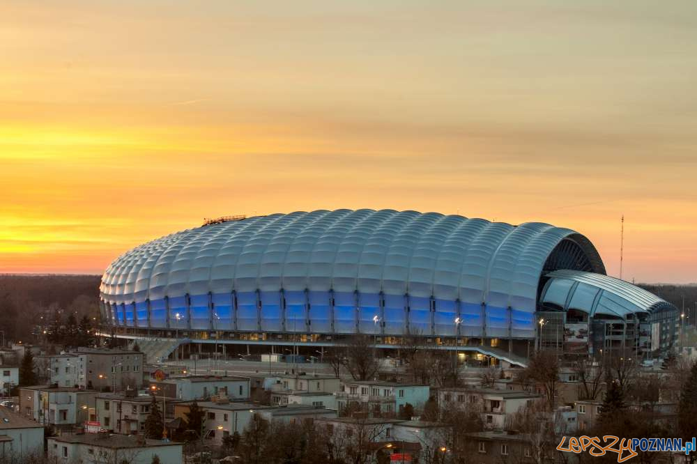 Stadion Miejski Bułgarska  Foto: ZTM