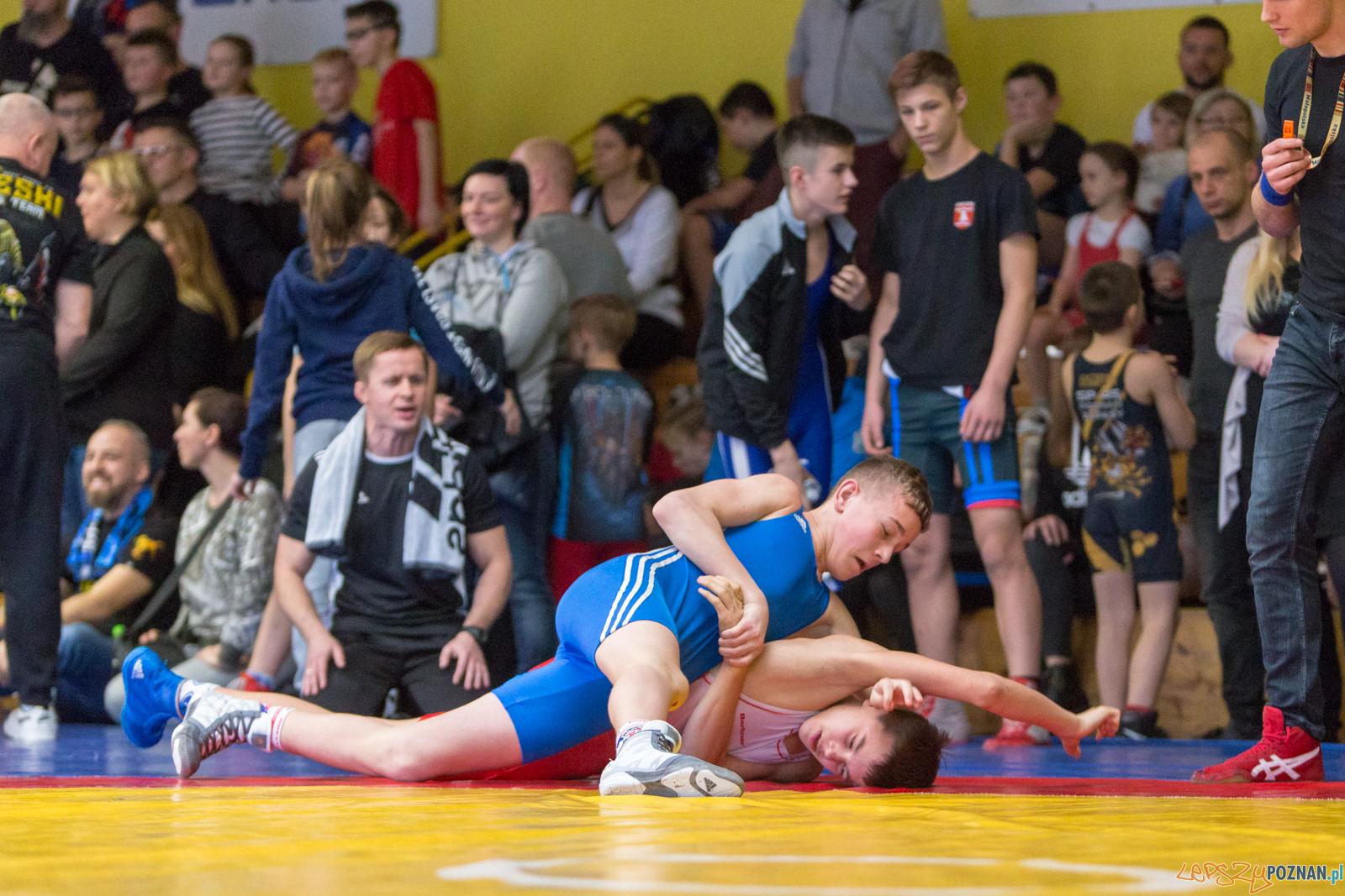 Mistrzostwa Miasta Poznania - VII Memoriał Bogdana Brody  Foto: lepszyPOZNAN.pl/Piotr Rychter