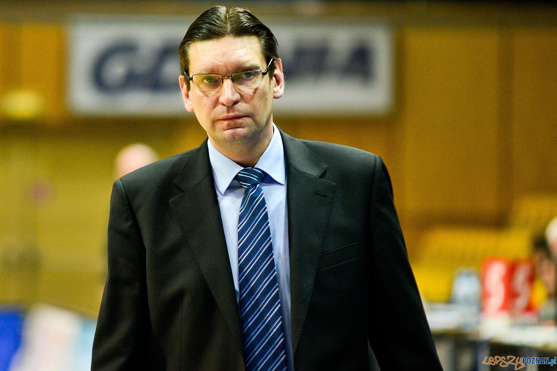 Vadim Czeczuro trener Enea AZS Poznań  Foto: FB Enea AZS Poznań