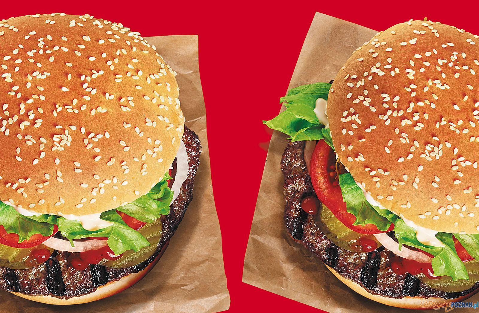 PizzaPortal - burger  Foto: pizzaportal / materiały promocyjne