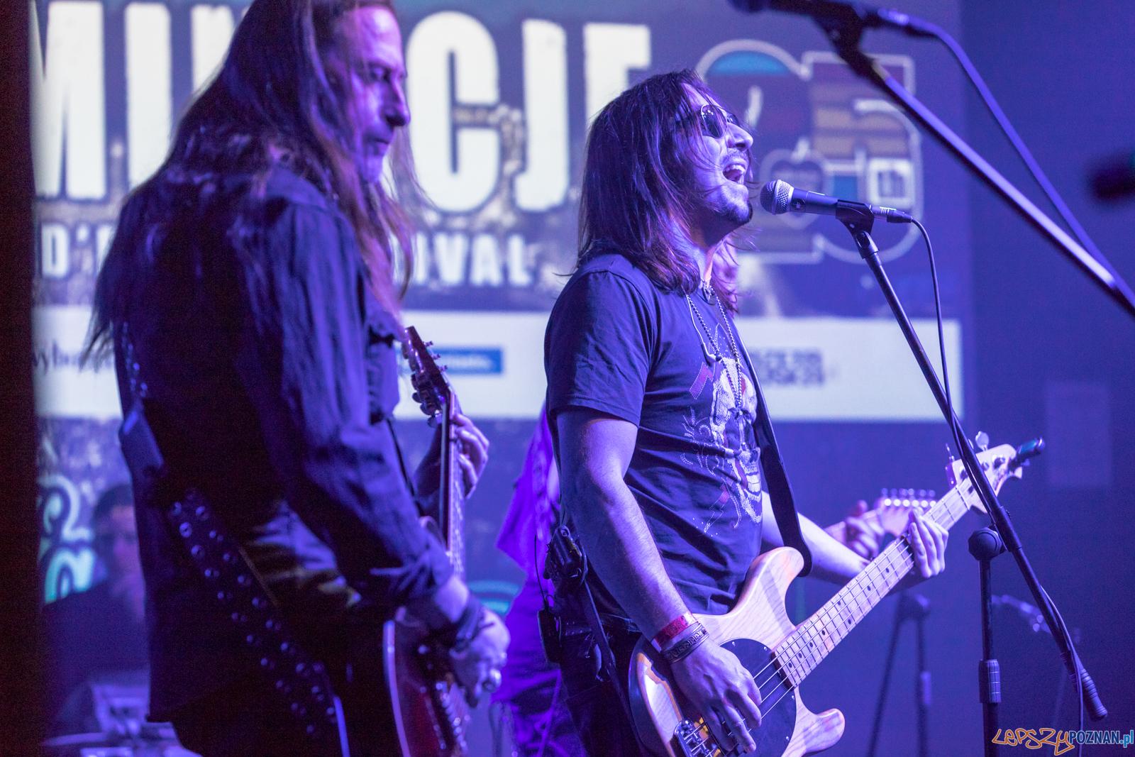 Eliminacje do Pol'And'Rock Festival - Ornette  Foto: lepszyPOZNAN.pl/Piotr Rychter