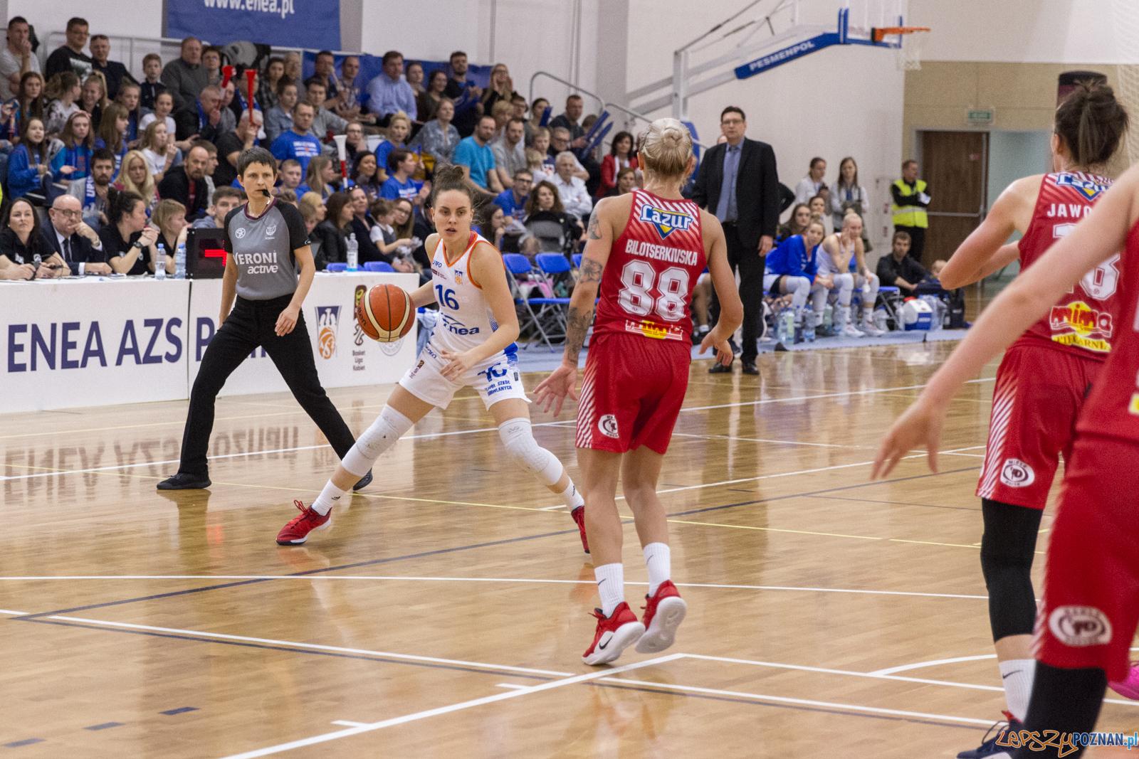 Enea AZS Poznań – TS Ostrovia Ostrów Wlkp. 69:68 - Poznań 2  Foto: LepszyPOZNAN.pl / Paweł Rychter