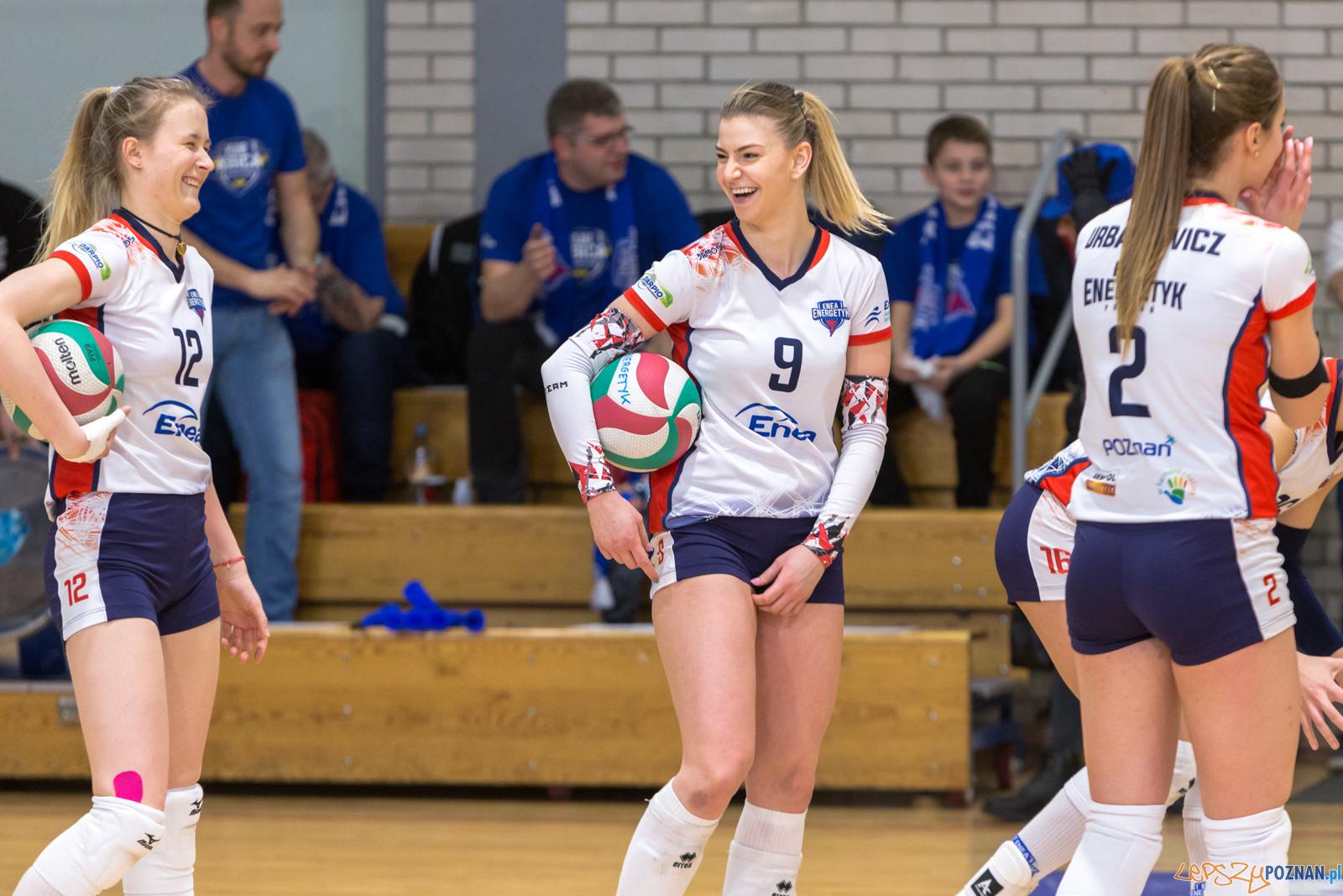 PlayOff: Enea Energetyk Poznań – Joker Mekro Świecie
