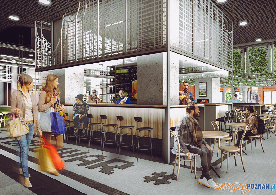 Stary Browar Food Park  Foto: materiały prasowe