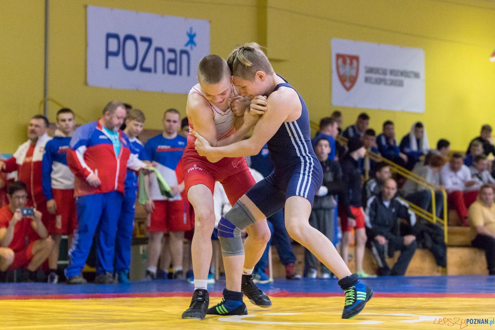 XXVII Międzynarodowy Turniej Zapaśniczy o Puchar Sobieskiego  Foto: lepszyPOZNAN.pl/Piotr Rychter