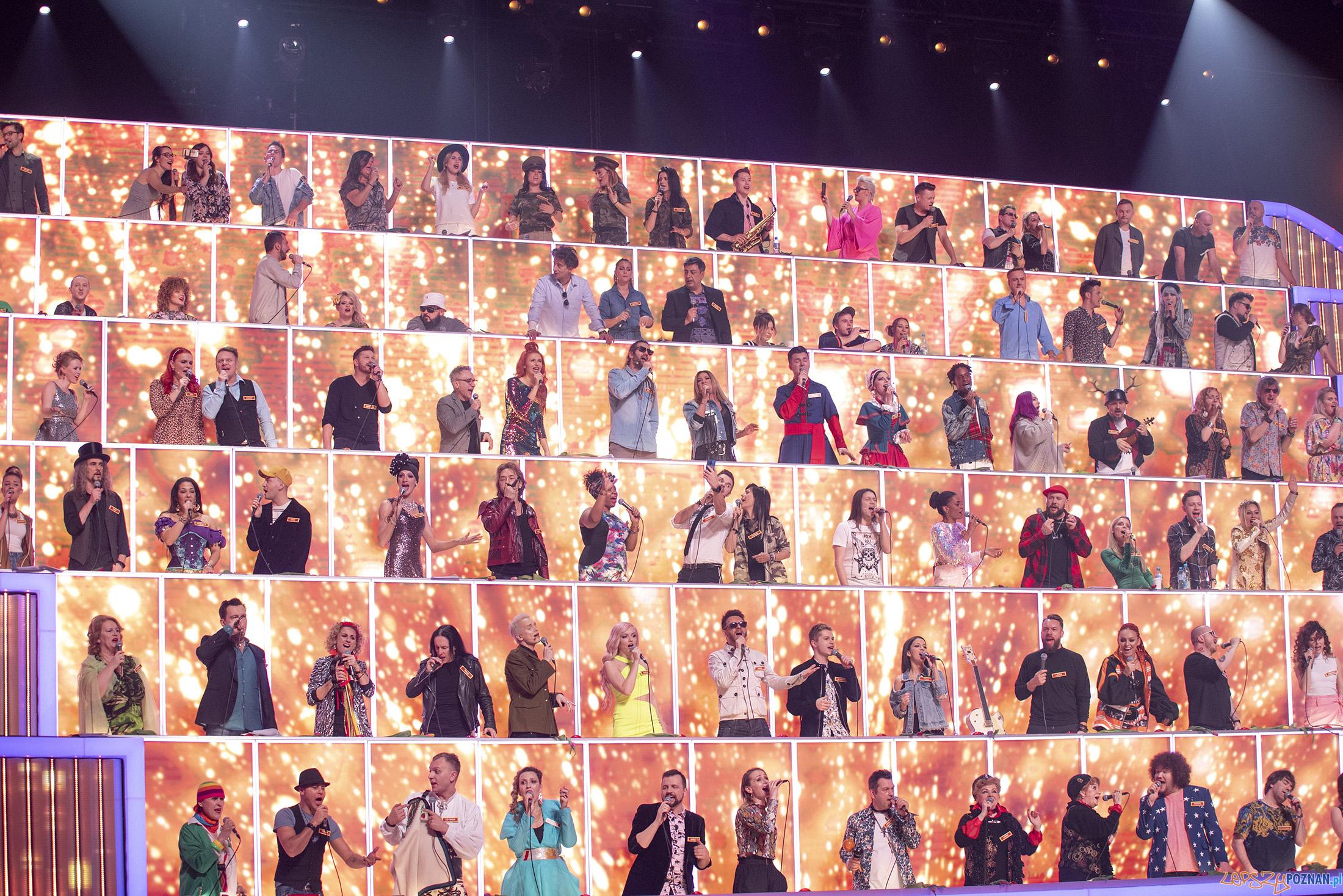 100 jurorów - Śpiewajmy razem. All Togeter Now  Foto: materiały prasowe