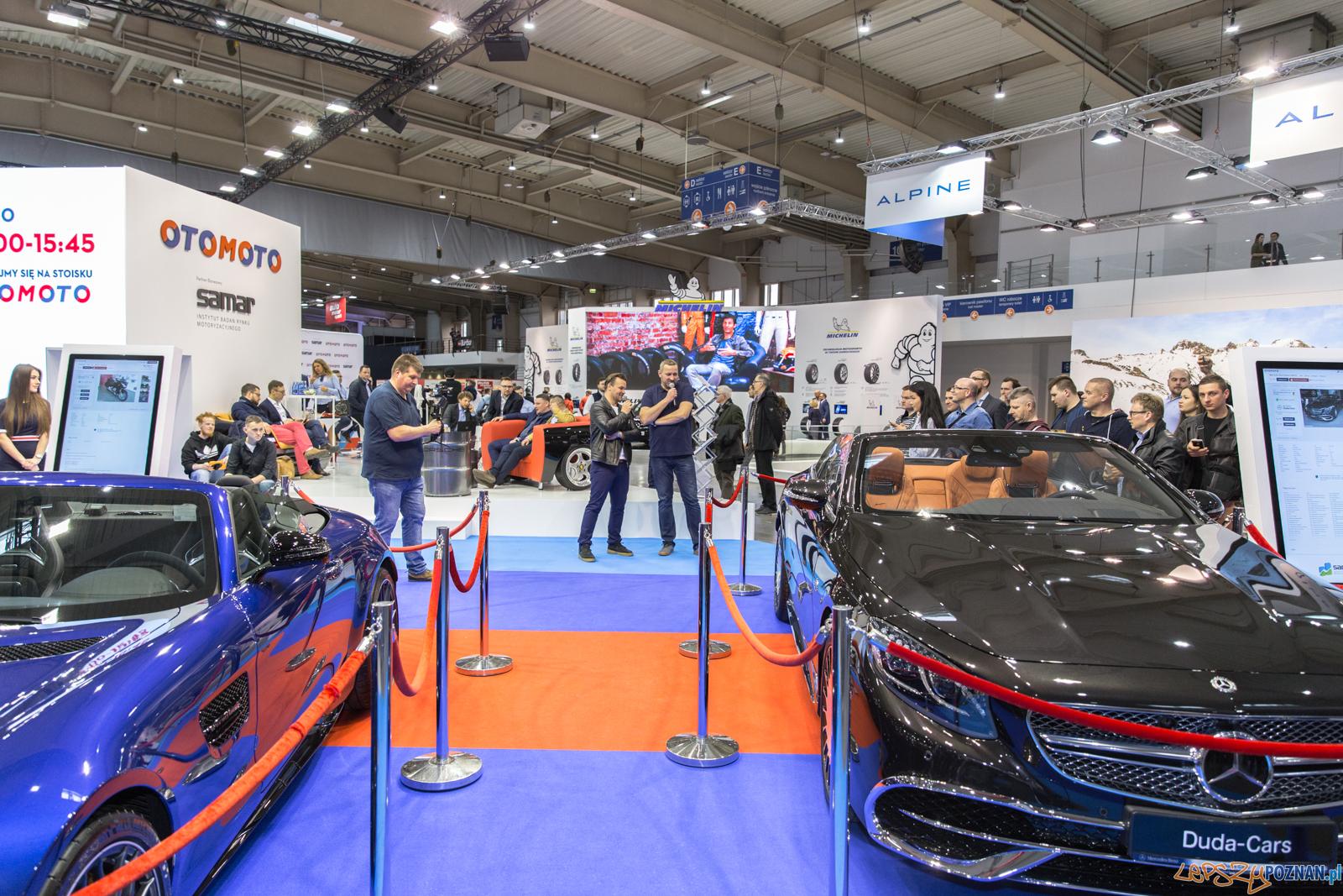Poznań Motor Show 2019 - Poznań MTP 28.03.2019 r.  Foto: LepszyPOZNAN.pl / Paweł Rychter