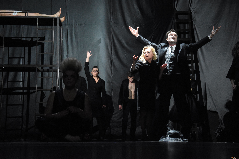 Ja jestem Hamlet  Foto: materiały prasowe / Wiktor Napierala