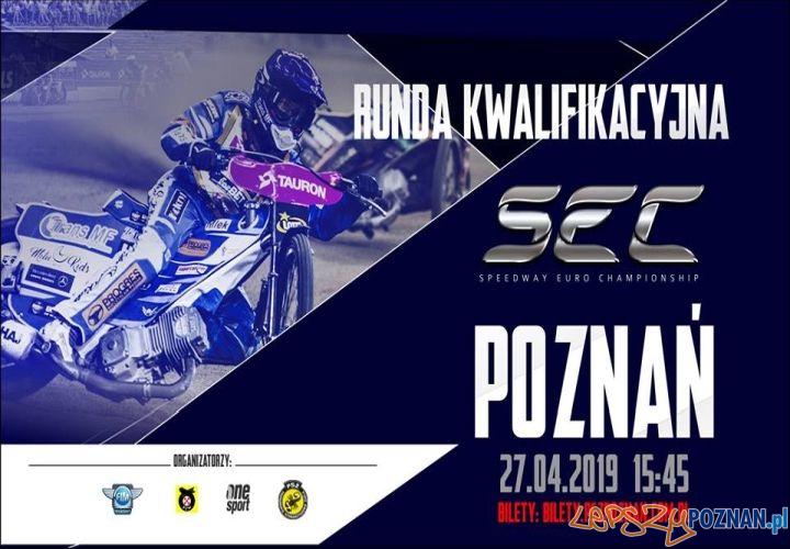 Speedway Euro Championship 2019 (plakat)  Foto: materiały prasowe