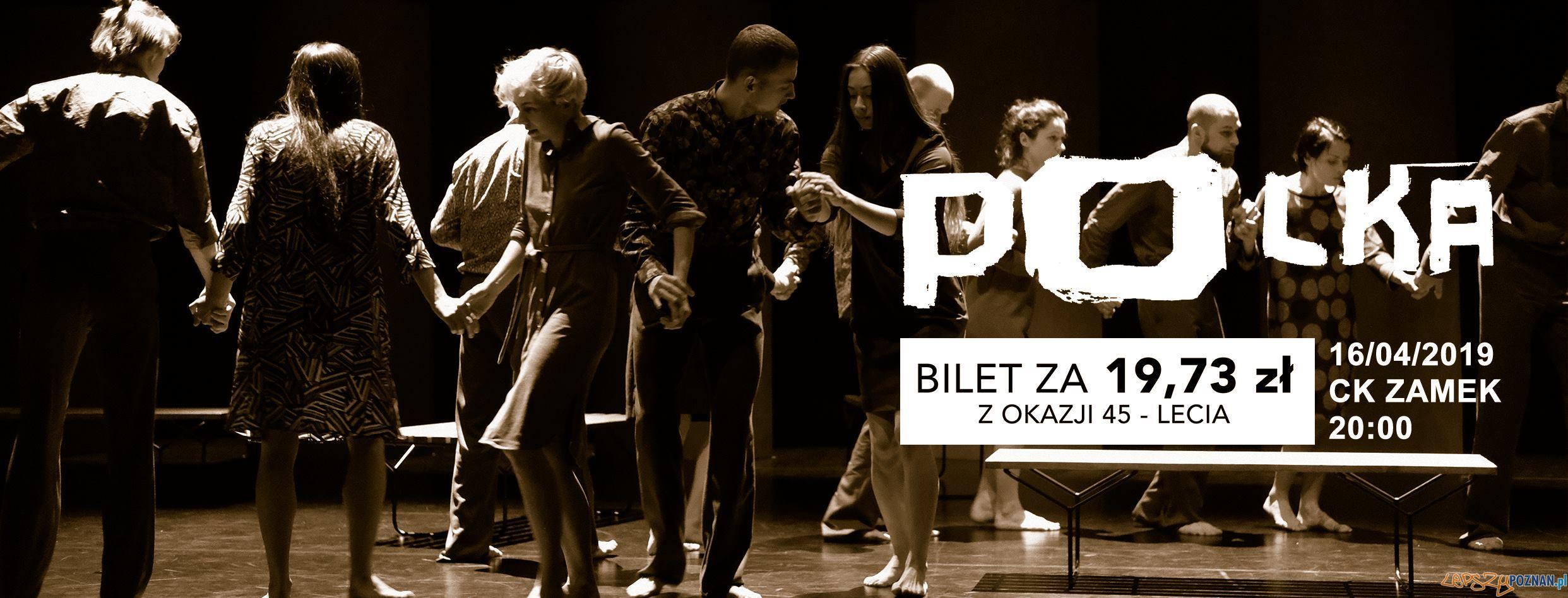 Spektakl Polka  Foto: materiały prasowe