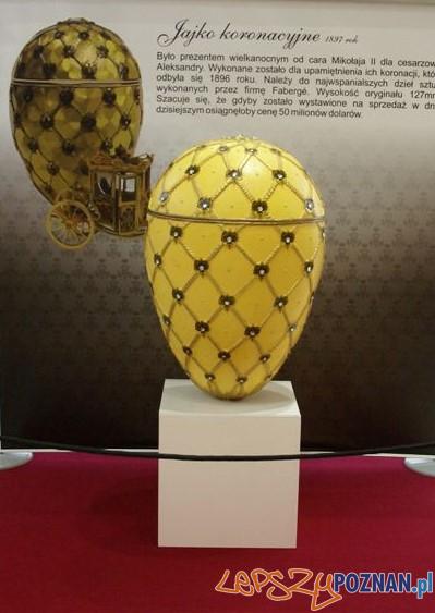 Jaja Fabergé  w Galerii Malta  Foto: materiały prasowe