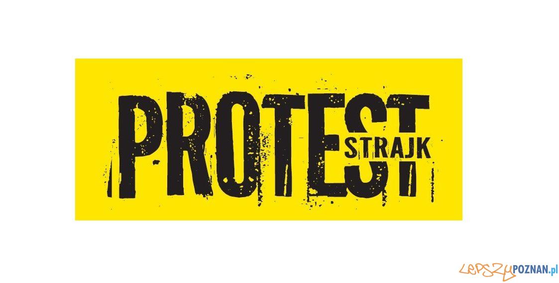 Strajk nauczycieli 2019  Foto: ZNP