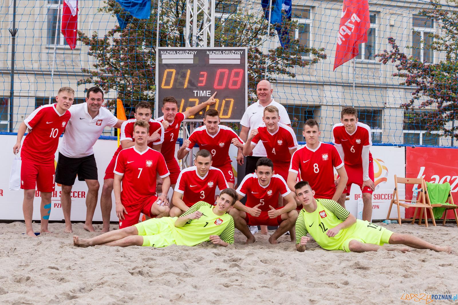 Polska - Czechy Lotto Plaza Wolnosci Poznan 2019 (6)  Foto: materiały prasowe