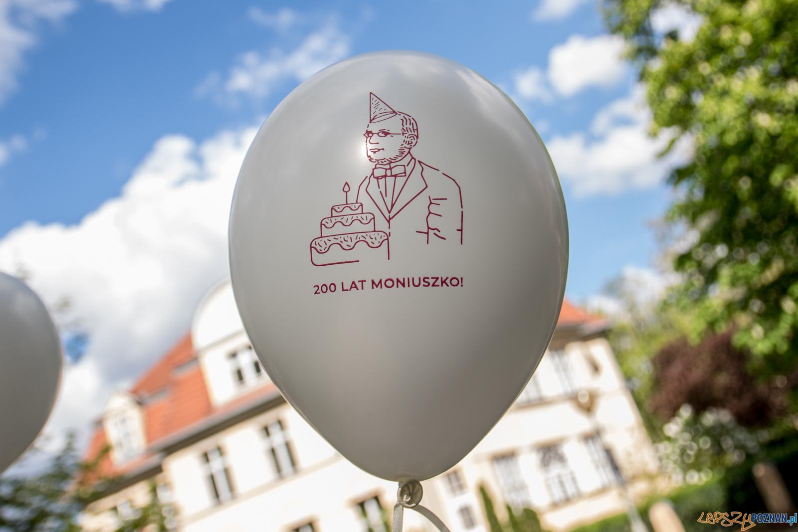 Urodziny Stanisława Moniuszki  Foto: lepszyPOZNAN.pl / Ewelina Jaśkowiak