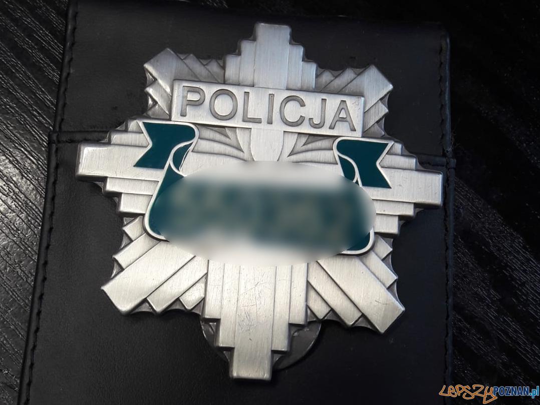 """Próbował oszukać seniora metodą """"na policjanta""""  Foto: materiały Policji"""