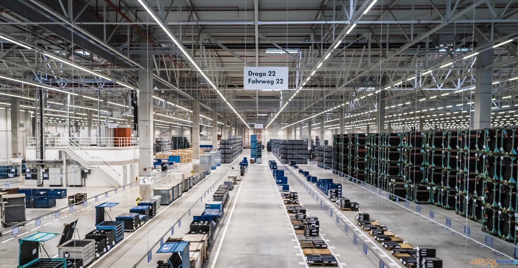Nowa hala Volkswagena(003)  Foto: Eiffage / materiały prasowe