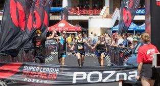 Super League Triathlon - dystans ¼ i sztafety  Foto: lepszyPOZNAN.pl/Piotr Rychter