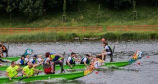 Poznanskie Dragony 2019 - smocze łodzie-13  Foto: materiały prasowe