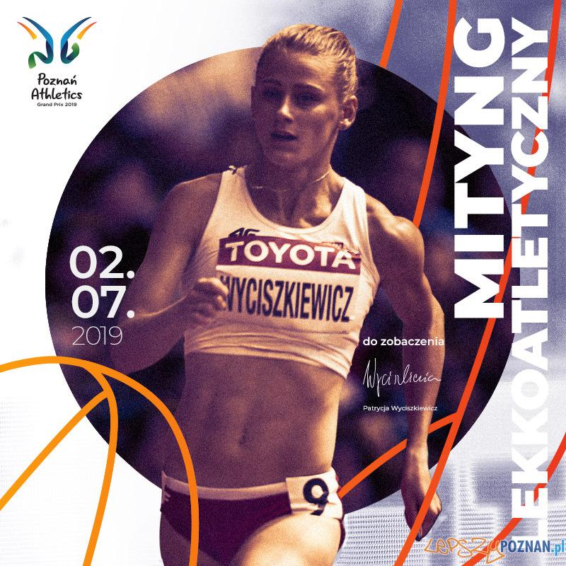 Poznań Athletics Grand Prix 2019  Foto: materiały prasowe