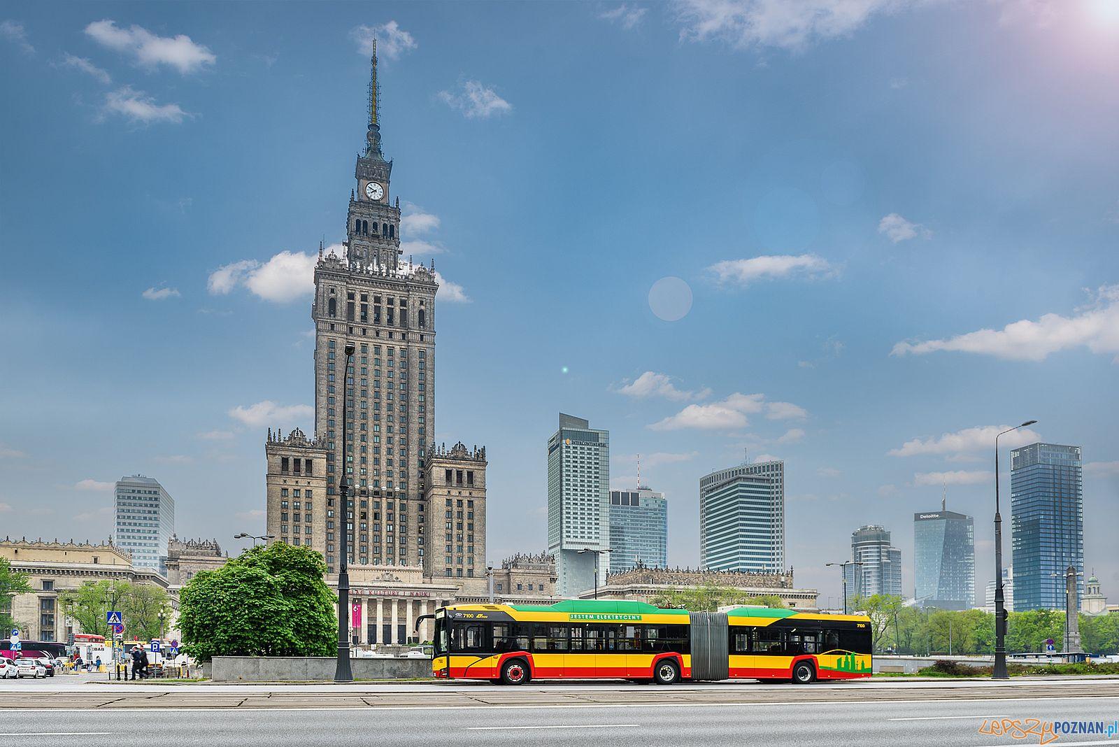 Solaris Urbino Electric Warszawa  Foto: Maciej Sznek / Solaris - materiały prasowe