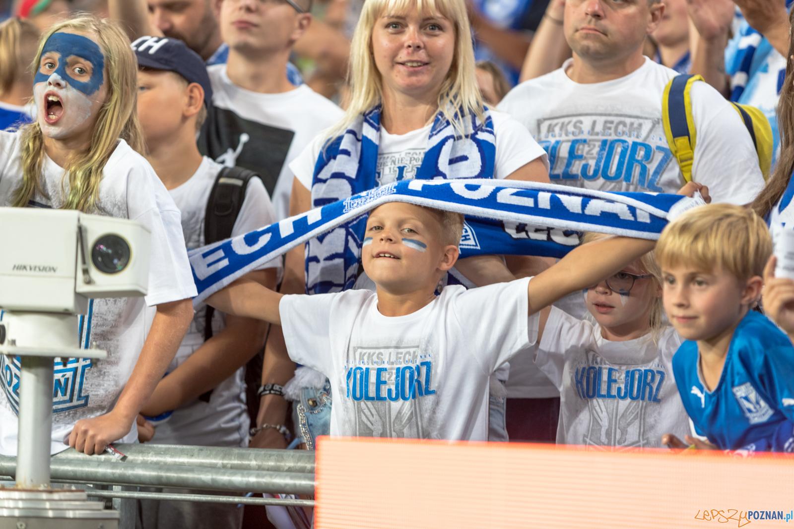 Lech Poznań - Wisła Płock  Foto: lepszyPOZNAN.pl/Piotr Rychter