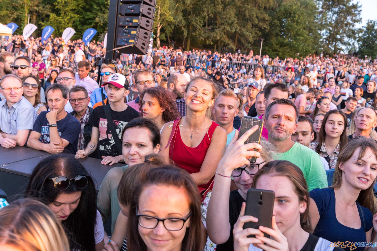 #NaFalach - Daria Zawiałow - Poznań 26.07.2019 r.  Foto: LepszyPOZNAN.pl / Paweł Rychter