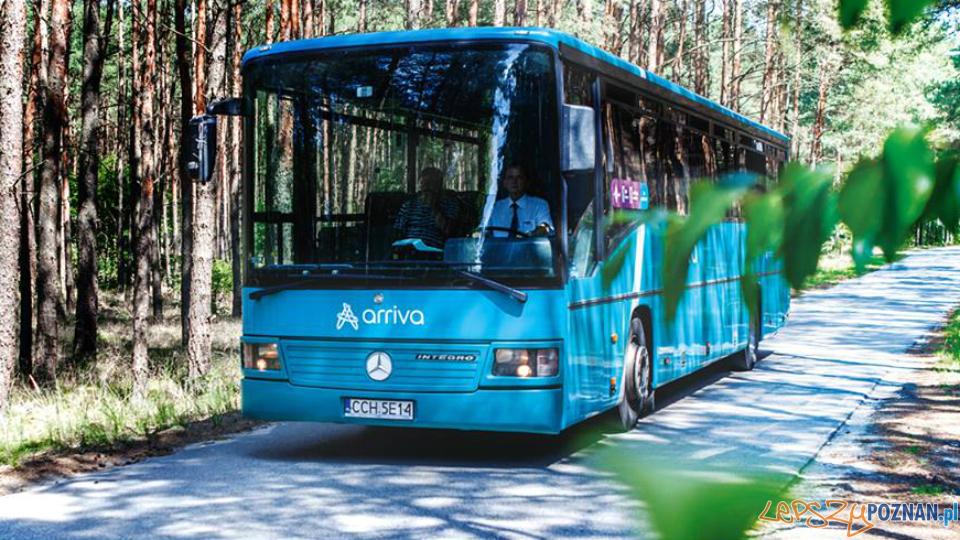 Arriva Bus Transport Polska  Foto: Arriva Bus Transport Polska