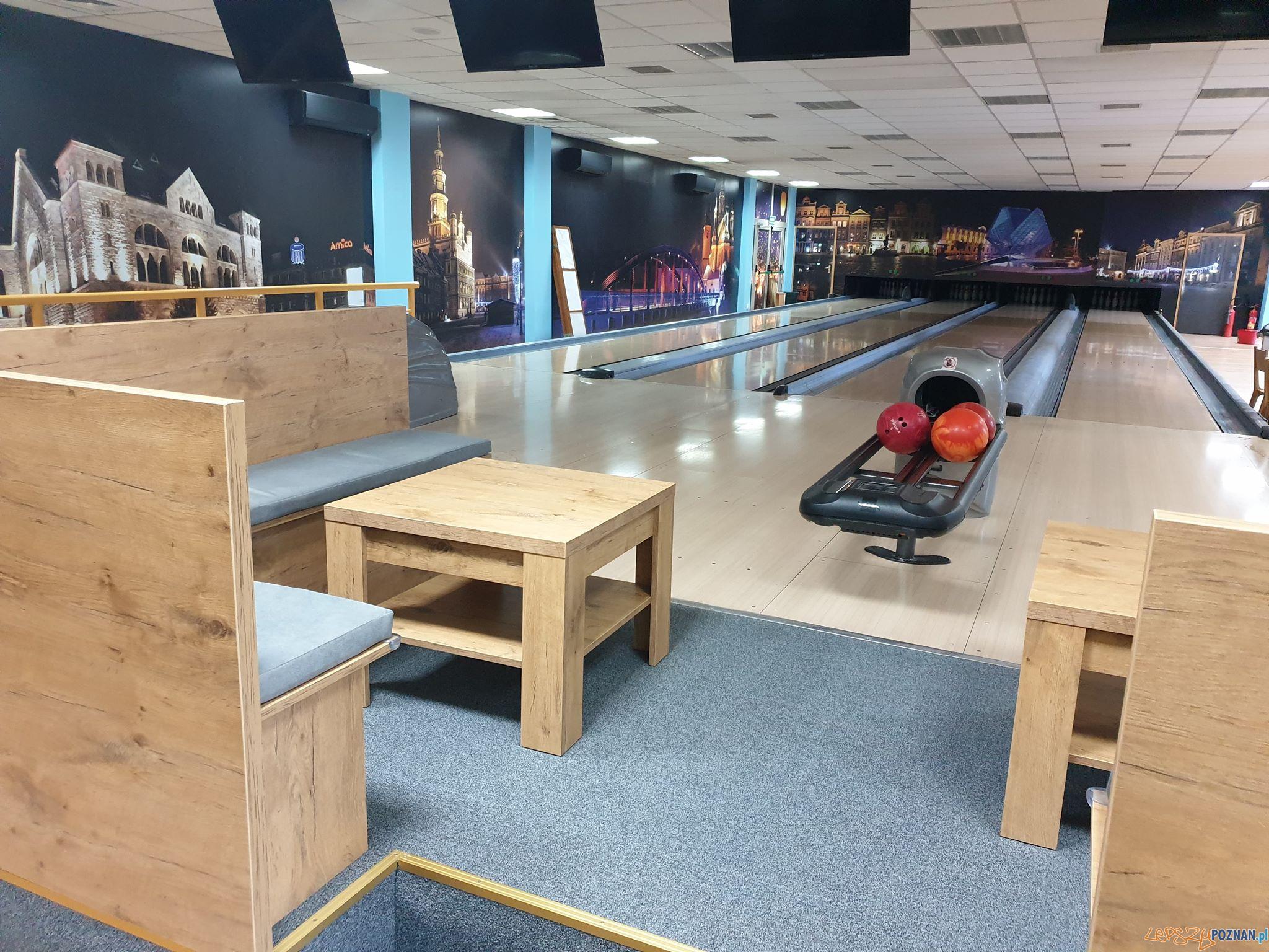 Bowling na Ratajach otwarty po remoncie  Foto: POSiR - materiały prasowe