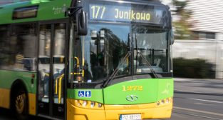 Autobus MPK  Foto: lepszyPOZNAN.pl/Piotr Rychter